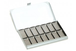 Compact Pocket Palette (with FREE 6 Daniel Smith watercolor on small pans)