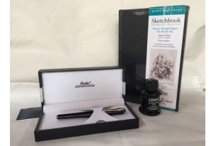 The Beginner's Travel Drawing Set 1