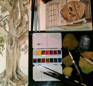 May 2041 Watercolour for Beginners with Jane Blundell (Australia)