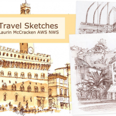 Travel Sketches